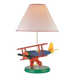 Lite Source Airplane 1-light Table Lamp