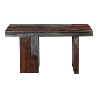 Christopher Knight Home Sheesham Highlight Wash Console Table