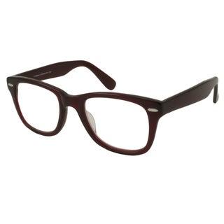 V Optique Men's/ Unisex Matisse Rectangular Reading Glasses