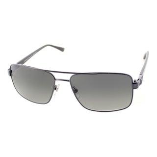 Versace Men's VE 2141 1255X1 Anthracite Metal Sunglasses