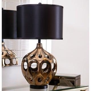 ABBYSON LIVING Eva Ceramic Large Table Lamp