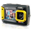 20MP Waterproof Yellow Digital Camera Video Recorder