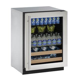 2000 Series 2224BEV - 24 Inch Stainless Steel Beverage Center