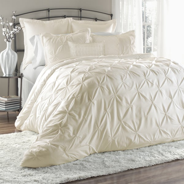 Lush Decor Lux 6 Piece Comforter Set Overstock Shopping