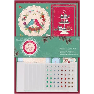 Papermania Bellissima Christmas Rescue Card Kit