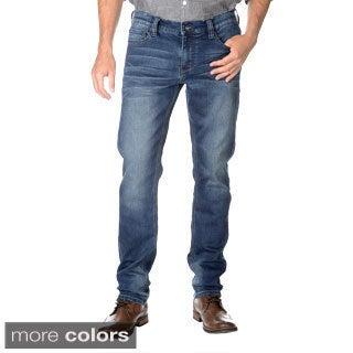 Seven7 Men's Skinny Knit Denim Jeans