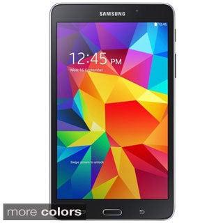 Samsung Galaxy Tab 4 SM-T230 Wi-Fi Quad-Core 1.2GHz 7-inch Tablet