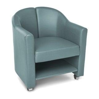OFM 880 Vinyl Mobile Club Chair