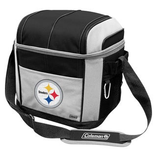 Coleman NFL Pittsburgh Steelers Soft Sided 24 Can Cooler