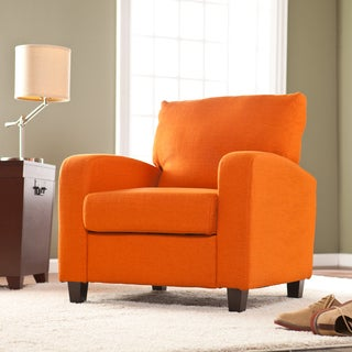 Killian Orange Arm Chair
