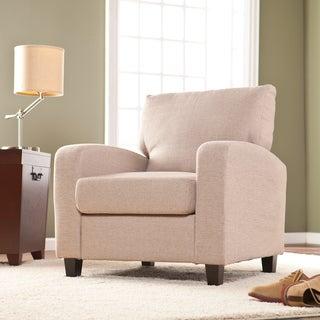 Killian Oyster Beige Arm Chair