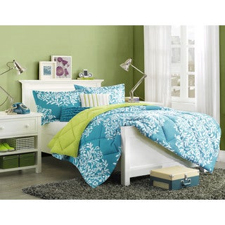 Intelligent Design Monaco Polyester 5-piece Comforter Set