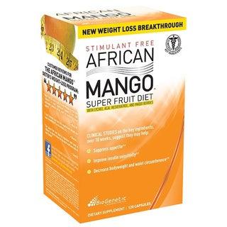 African Mango Super Fruit Diet Capsules 120 Count