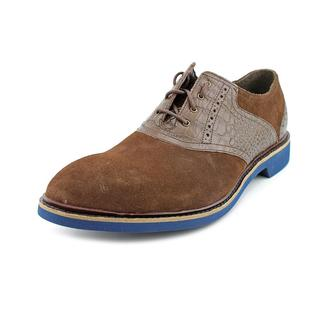Cole Haan Men's 'Great Jones.Saddle' Regular Suede Casual Shoes
