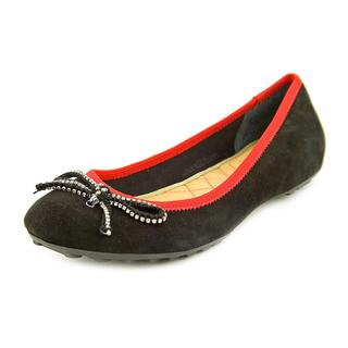 Isaac Mizrahi Women's 'Faun2' Regular Suede Casual Shoes
