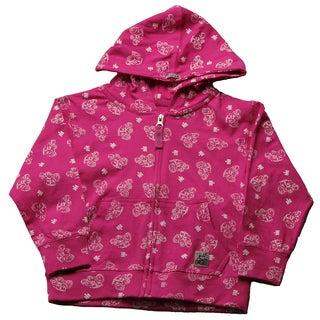 Case IH Pink Infant Printed Jersey Knit Hoodie