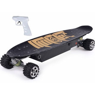 MotoTec 600-watt Street Electric Skateboard