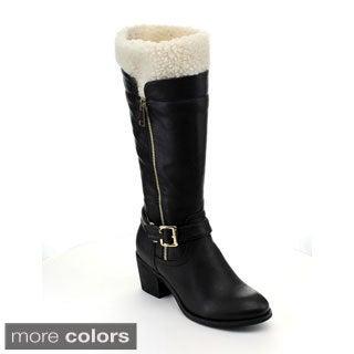 Reneeze Kaya-01 Women's Knee-high Riding Boots