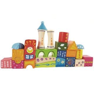 Hape Fantasy Blocks Castle