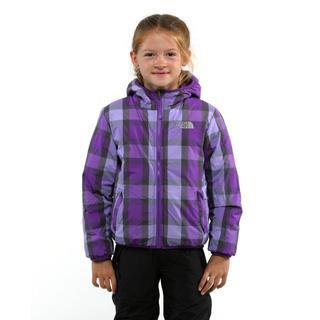 The North Face Girl's Rev Moondoggy Pixie Purple Jacket
