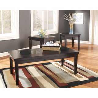 Signature Designs by Ashley 'Denja' 3-piece Occasional Table Set