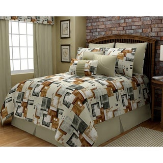 Union Square Comforter Set