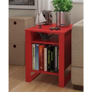 Altra Ruby Red Side Table