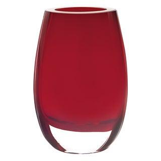 """Cresendo Scarlet Begonias Vase H8"""""""