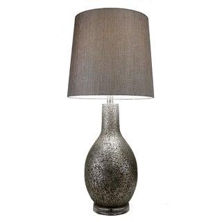 Silver Shimmer Lamp