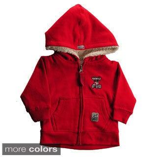 Case IH Toddler Sherpa-lined Hoodie