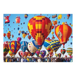 Colorluxe Albuquerque Balloon Fiesta 1500-piece Puzzle