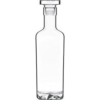 Luigi Bormioli On the Rocks 23.75-ounce Spirits Bottle with Glass Stopper