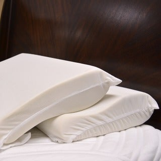 Integrity Bedding Ergonomic Contour Memory Foam Pillow (Set of 2)