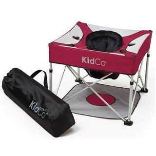 KidCo Go-Pod Plus Portable Activity Center in Cranberry
