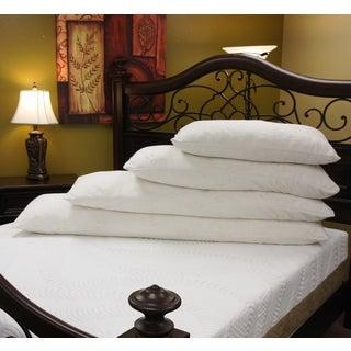 Integrity Bedding Memory Foam Ribbon Body Pillow