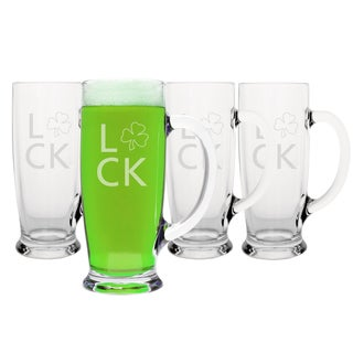 St. Patrick's Day Craft Beer Mugs