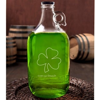 St. Patrick's Day Craft Beer Growler