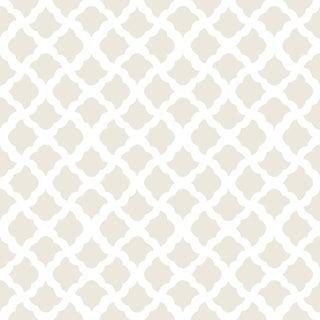 Con-Tact Brand Talisman Pale Grey Grip Prints Non-adhesive Shelf Liners
