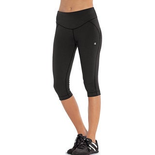 Champion Women's Shape Fitted Knee Pants