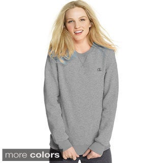 Champion Women's Eco Fleece Crewneck