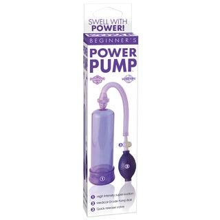 Beginner's Power Penis Pump