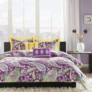 Intelligent Design Kayla 5-piece Duvet Cover Set
