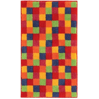 Grund America Joker Checkered Multi-color Rug