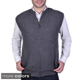 Cooper Men's Stylish Sleeveless Sweater