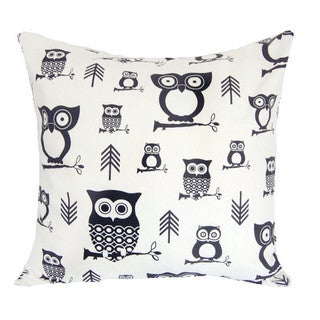 Taylor Marie Hooty Owl Pillow Cover