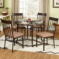 Simple Living 5-piece Finley Dining Set