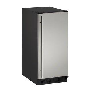 U-Line 1000 Series 1215 - 15 Inch - Stainless Steel Refrigerator