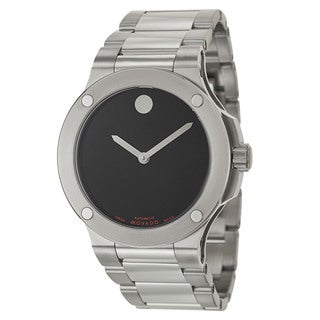 Movado Men's 0606290 'SE Extreme' Stainless Steel Swiss Automatic Watch