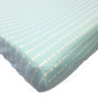 Puppy Pel Boy Changing Pad Cover