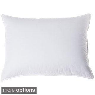 European Heritage Allure Hypoallergenic Firm White Down Pillow